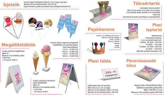 [2018-as katalógus cukrász és fagylalt nagykereskedések részére]